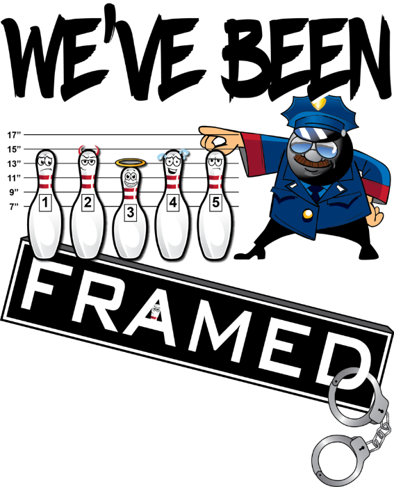 Underground Bowling Association - We\'ve Been Framed